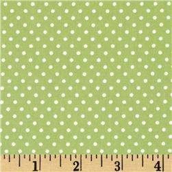 Pimatex Basics Mini Dots Celery