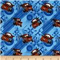 Disney Cars Tow Mater Blue