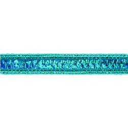 1/2'' Hologram Sparkle Sequin Trim Aqua