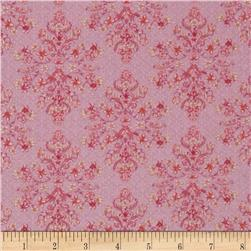 Dainty Blooms Damask Blooms/Pearl