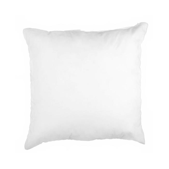 "27"" x 27"" Indoor/Outdoor Poly Fill Pillow Form"