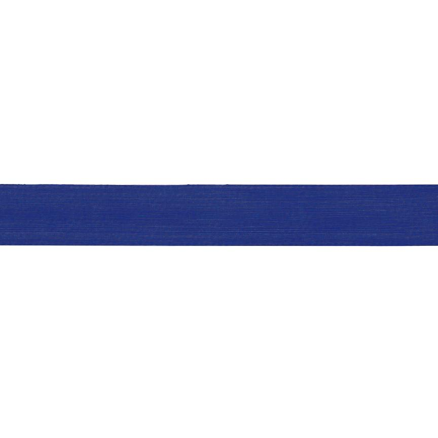 1'' Sheer Organza Ribbon Navy Blue
