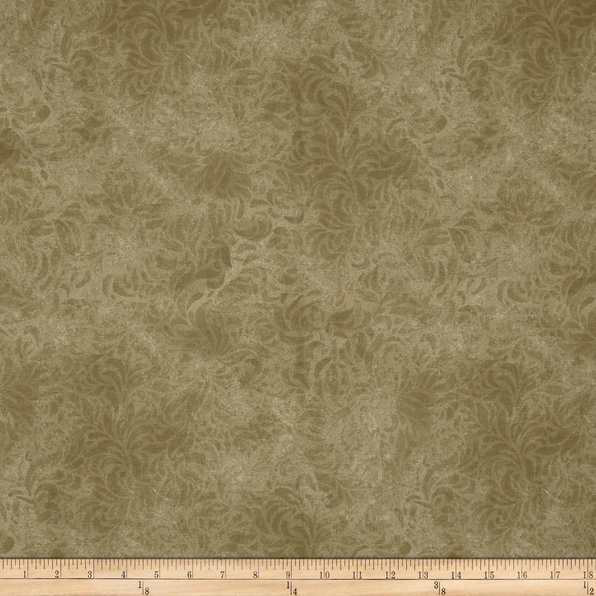 110'' Wide Quilt Back Bella Suede Tan Fabric by P & B in USA