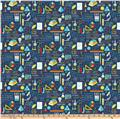 Northcott  Big Bang Science Feature Navy/Multi
