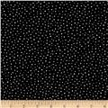 Kaufman Sevenberry Petite Basics Lawn Dots Midnight