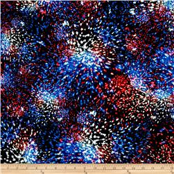Land That I Love Digital Print Fireworks Americana