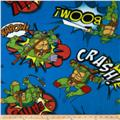 Teenage Mutant Ninja Turtles Fleece Blue