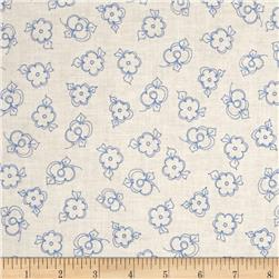 Flora Bleu Blossoms Cream