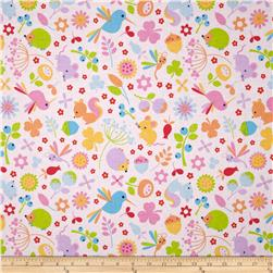 Riley Blake Wildflower Meadow Main Multi Fabric