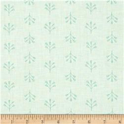 Dear Stella Perch Tile Floral Mint
