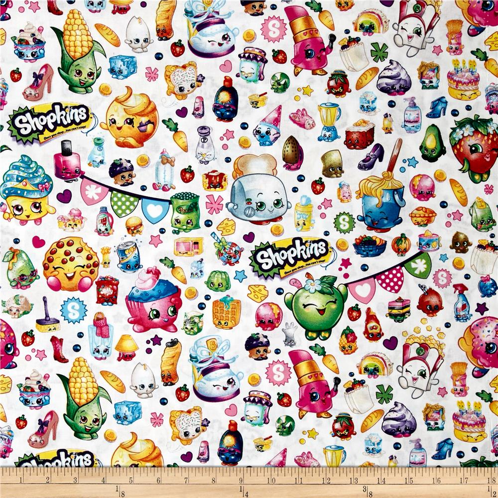 Moose Shopkins Packed Shopkins Party Multi