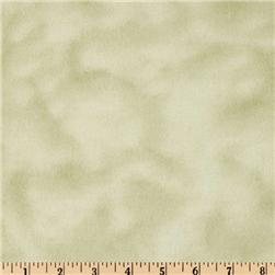 108'' Wide Mottled Flannel Light Mint Fabric