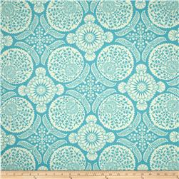 Joel Dewberry Flora Home Decor Sateen Bazzar Eucalyptus