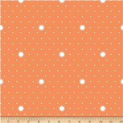 Riley Blake Lula Magnolia Night Orange
