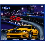 Ford Mustang Collection Panel Black