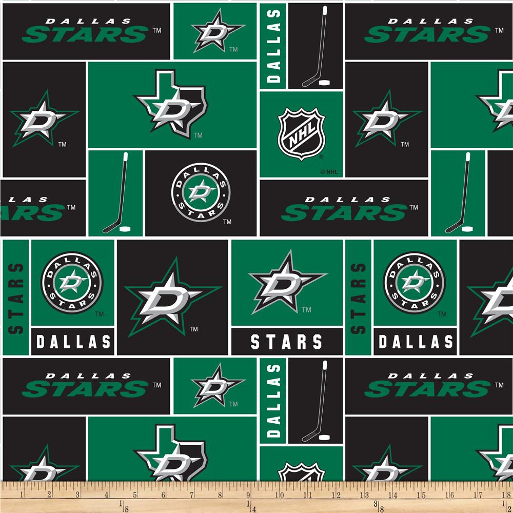 home decor fabric dallas nhl fleece dallas designer fabric 10979