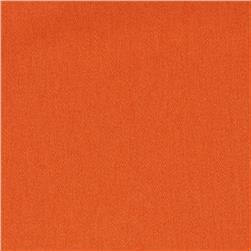 Michael Miller Home Decor Cotton Sateen Tangerine