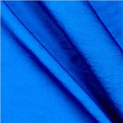 Soft Crush Crepe De Chine Warm Royal Blue