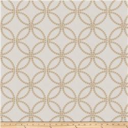 Keller Embroidered Aleph Gold