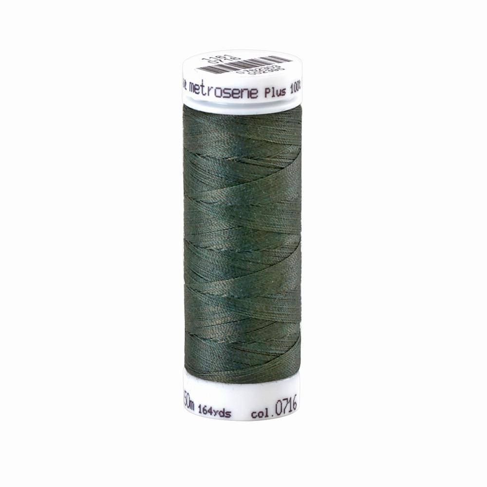 Mettler Metrosene Polyester All Purpose Thread Herb Green