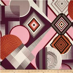 Africa Mwamba Abstract Pink