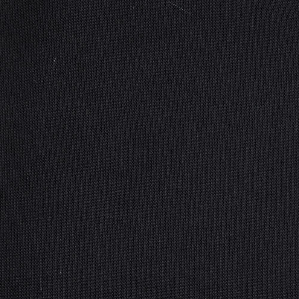 Fabric merchants techno scuba knit black discount for Black fabric