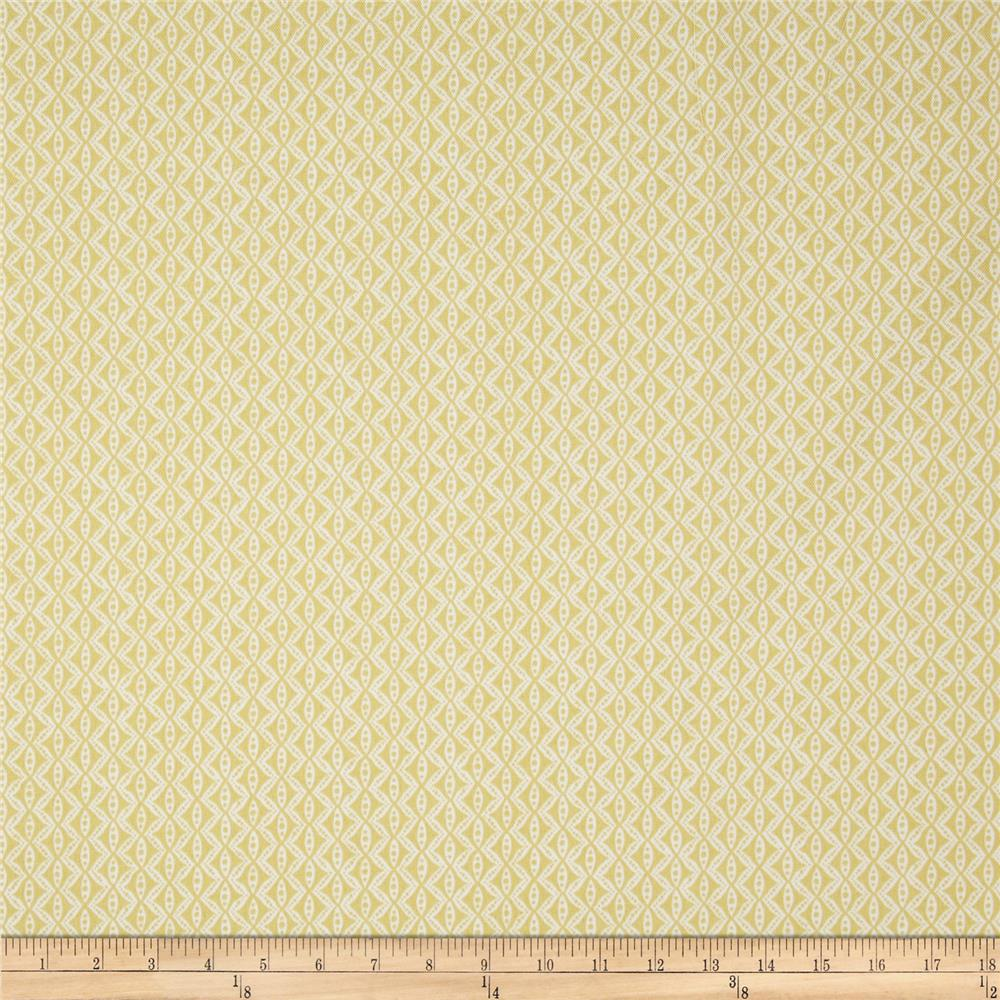 Robert Allen @ Home Indoor/Outdoor Baja Motif Yellow
