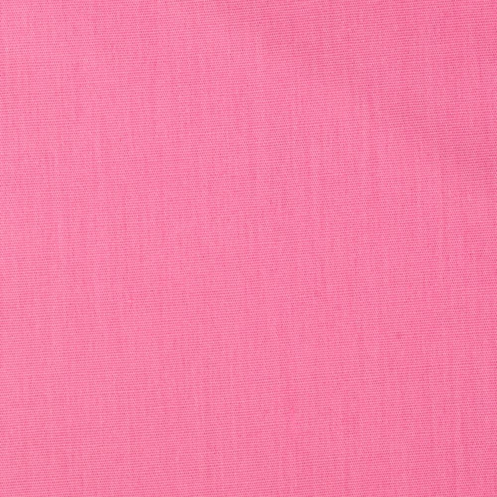 Stretch Cotton Poplin Bubble Gum Pink