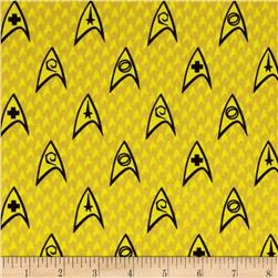 Star Trek Shields Yellow