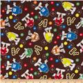 M&M's Big Fun Toss Brown