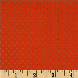 Team Spirit Athletic Mesh Orange