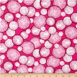 Kanvas Toss & Serve Onion Slices Fuchsia
