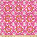 Dena Designs Sunshine Linen Blend Circle Pink