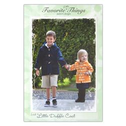 Favorite Little Things Little Duffle Coat Pattern