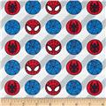 Marvel Ultimate Spider-Man Dots Grey