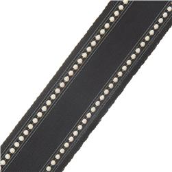 "French General 2.75"" Bardot Trim Coal"