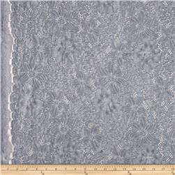 Telio Dream Vintage Wash Corded Lace Grey Sky