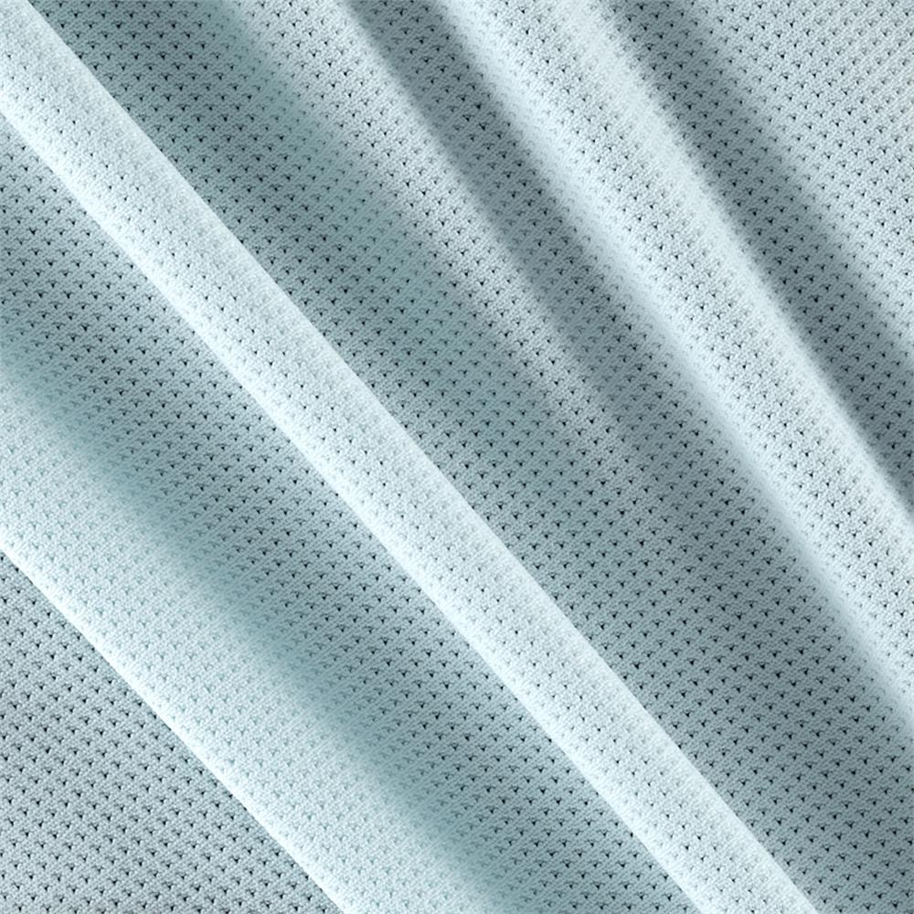 Mesh Spandex Knit Powder Blue