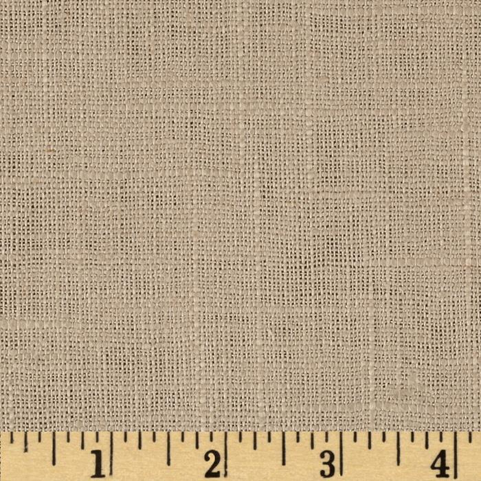 Harper Home Sunrise Linen Blend Stone