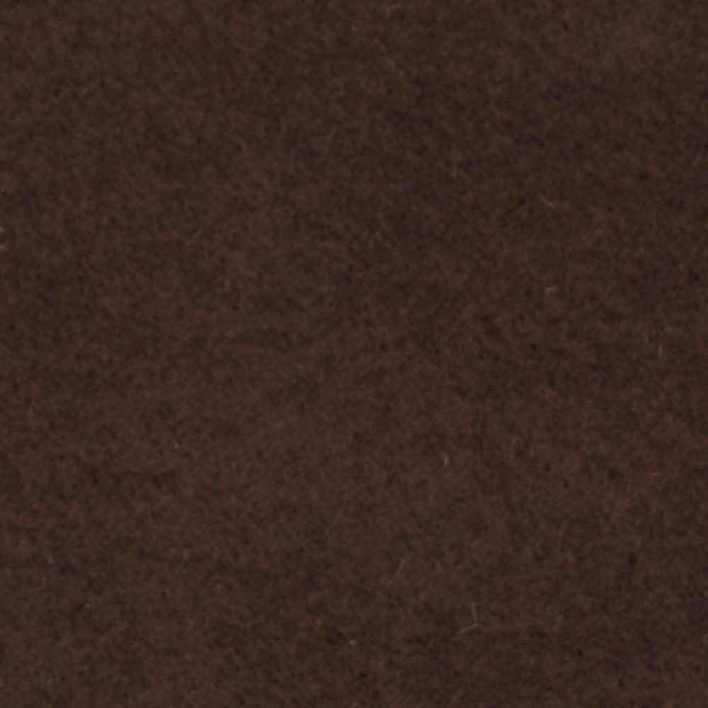 Wintry Fleece Dark Brown