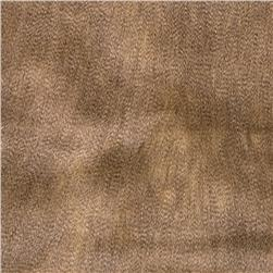 Faux Fur Deer Tail Beige Brown