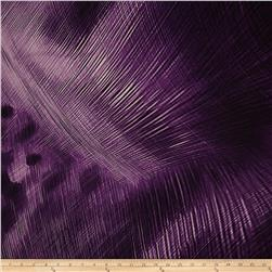 Electric Feather Plum