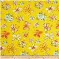 Tiddlywinks Butterflies Yellow