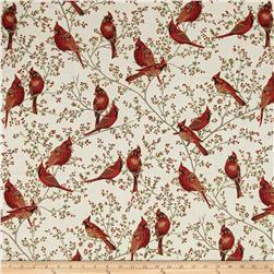 Good Tidings Cardinals Natural/Gold