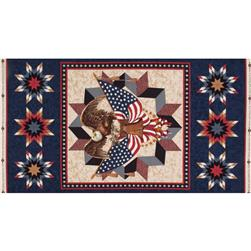 Marcus Brothers American Valor Panel Multi Fabric