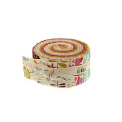 Moda Wrens & Friends 2 1/2'' Jelly Roll