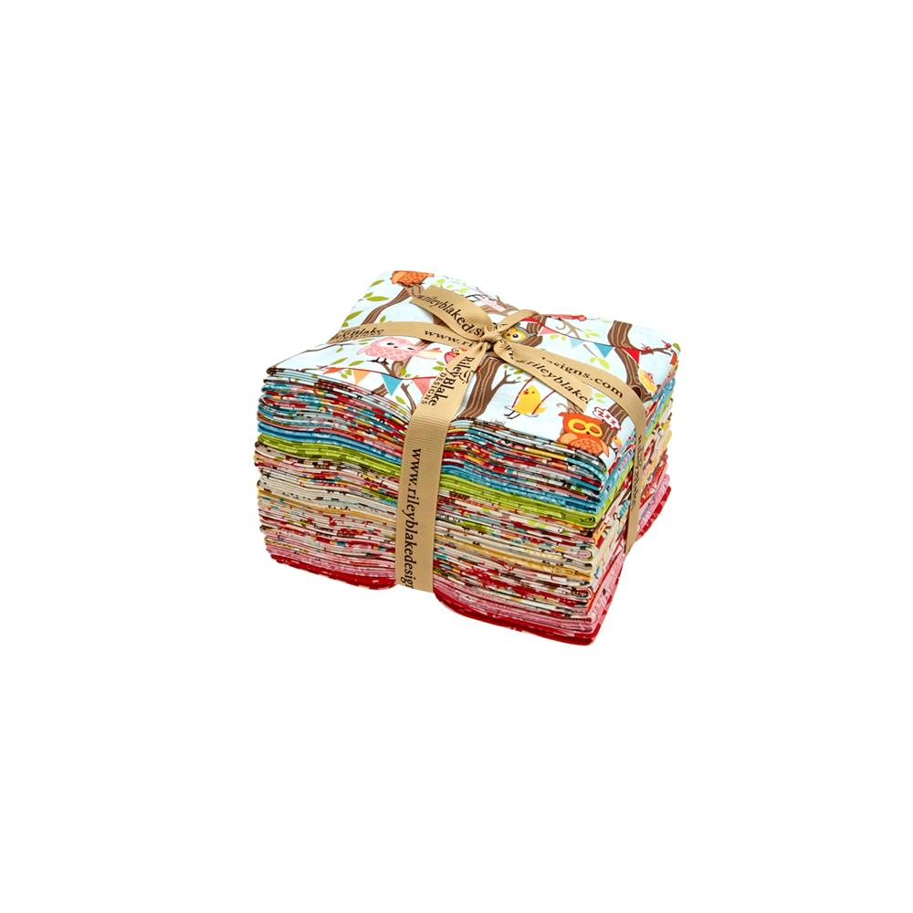 Riley Blake Tree Party Fat Quarter Bundle