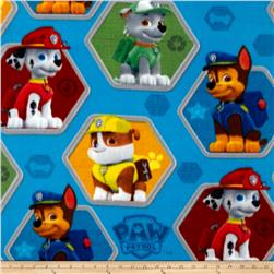 Nickelodeon Paw Patrol Fleece Rescue Blue
