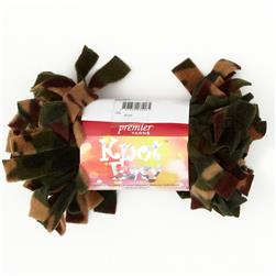 Premier Knot Easy Yarn (1001-03) Forest Camo