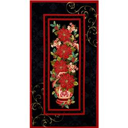 Christmas Splendor Banner Panel 24 In.